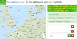 european bicycle route planner demis