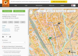 Bicycle Route Planner – Demis
